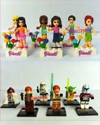 Lego Friends Figures