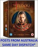 The Tudors The Complete Series