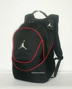 1df0ef565907 Red Jordan Backpack