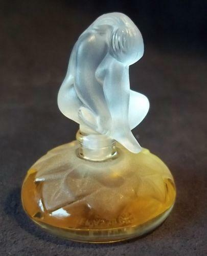 Lalique Perfume Bottle Ebay