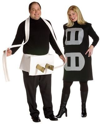 Unisex Adult Funny Plug & Socket Couples Costume Plus - Couples Plus Size Halloween Costumes