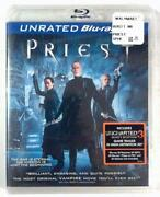 3D Blu Ray Movies Priest