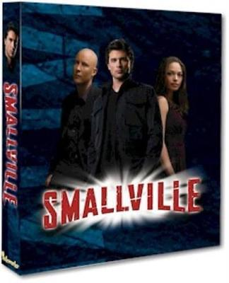 Inkworks Smallville Season 6 Card Binder Brand New Collectors Album Looseleaf