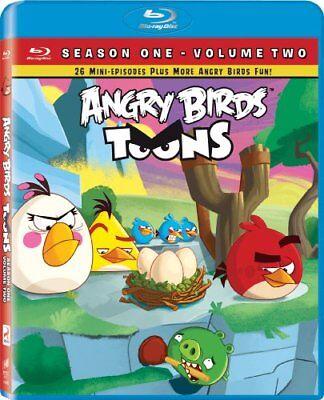 Angry Birds Toons - Season 1, Vol. 2 (BLU-RAY - Brand New) ** Free Shipping on 5