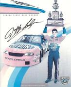 Jeff Gordon Autographed Photo