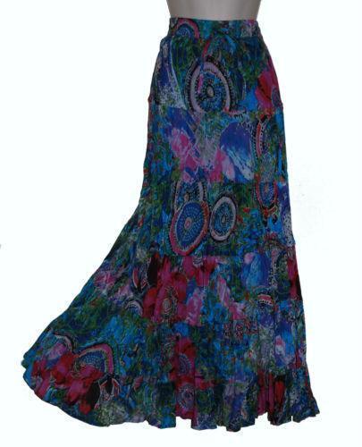 Gypsy Hippie Boho Skirts Ebay