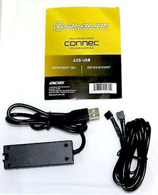 iDatalink ADS-USB Weblink Updater Computer Cable  ADSUSB BRAND NEW