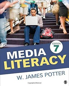 Media Literacy - Edition 7 - W. James Potter - Concordia West Island Greater Montréal image 1