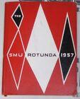 Football 1957 Vintage Yearbooks