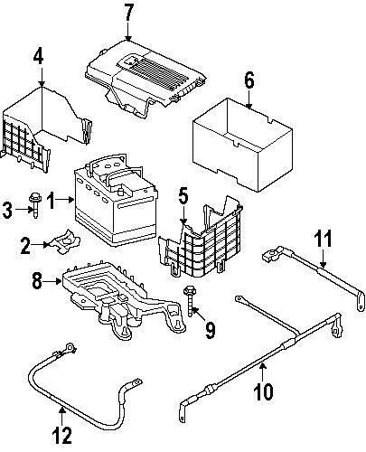 vw fuse box diagram mk6 jetta