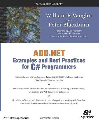 ADO.NET Examples and Best Practices for C#
