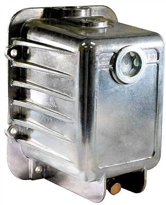 Jb Vacuum Pump Cover Assembly With Sight Glass And Drain Valve Pr-301