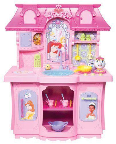 Disney Princess Play Kitchen Ebay