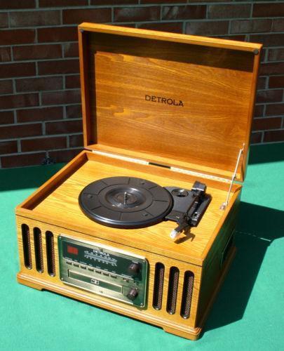 record player cd radio ebay. Black Bedroom Furniture Sets. Home Design Ideas