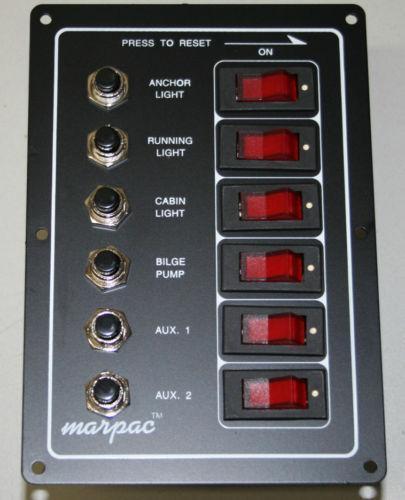 Marine Breaker Panel  Electrical  U0026 Lighting