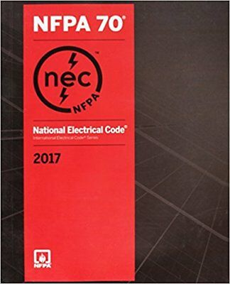 National Electrical Code 2017 1st Edition