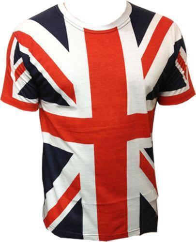 union flag t shirt ebay. Black Bedroom Furniture Sets. Home Design Ideas