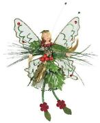 Fairy Christmas Ornaments