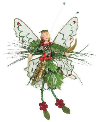 Fairy Christmas Ornaments | eBay