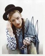 Boy George Signed