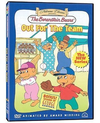 The Berenstain Bears: Out For the Team (DVD, 2007,) FREE SHIPPING! PERFECT