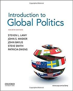 Introduction to Global Politics 2017 LAMY