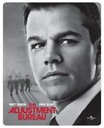 The Adjustment Bureau Blu Ray