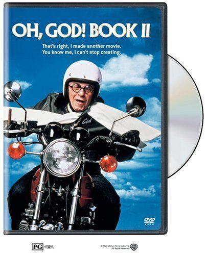 OH GOD ! BOOK II 2 (George Burns)  -  DVD - REGION 1  sealed