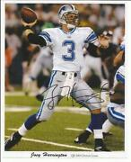 Joey Harrington Autograph