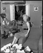 Marilyn Monroe Negative