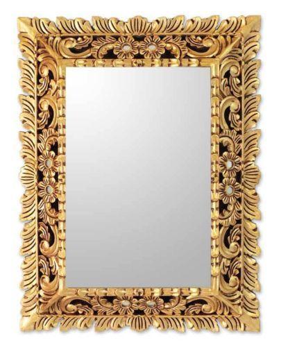 Large Bronze Mirror Ebay