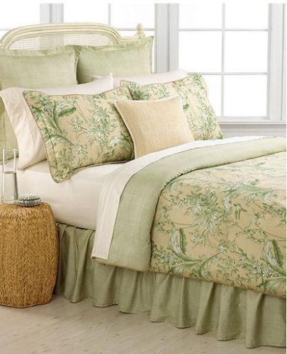 King Comforter Set Green Ebay