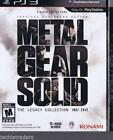 Sony PlayStation 3 Metal Gear Solid