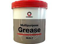 Comma Multi-Purpose Lithium Grease - New