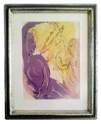 Chagall Lithographie