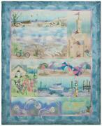 Ocean Quilt Pattern