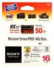 Sony Memory Stick PRO-HG Duo Camera Memory Cards