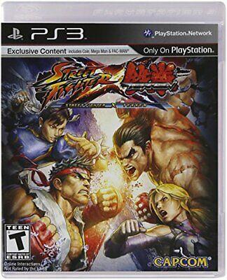 STREET FIGHTER VS TEKKEN [Playstation 3]