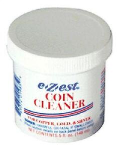 EZ-EST-E-Zest-E-Z-EST-COIN-CLEANER-DIP-for-Gold-Silver-Copper-5-oz-Jar