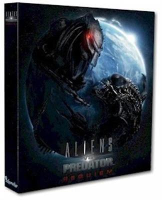 Inkworks Aliens vs Predators Requiem Card Padded 3-Ring Binder Album Looseleaf
