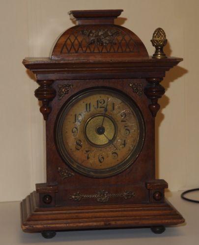 Vintage Mantel Clock Ebay