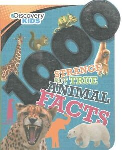 1000 Strange But True Animal Facts London Ontario image 1