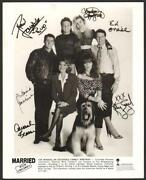 Married with Children Signed