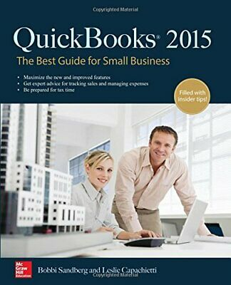 QuickBooks 2015  The Best Guide for Small (The Best Small Business)