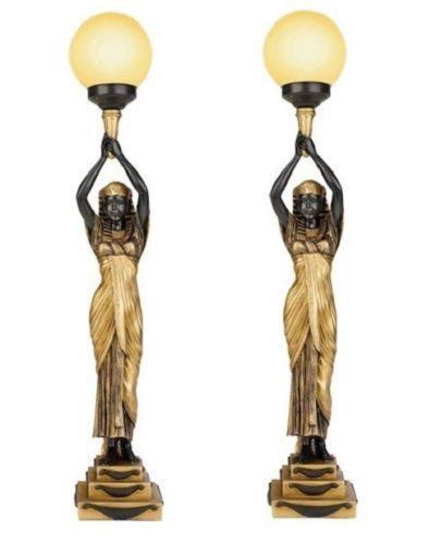 Goddess Lamp Ebay