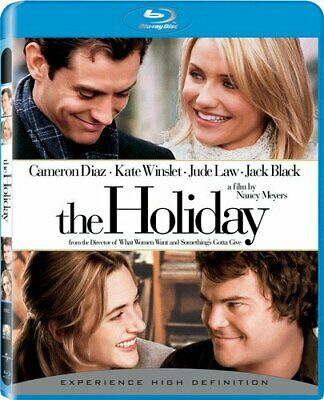 The Holiday [Blu-ray] NEW!