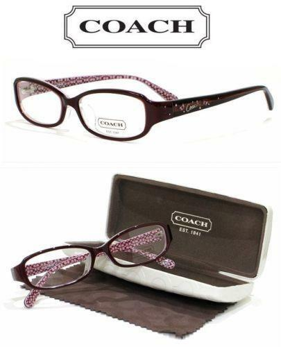 coach glasses ebay