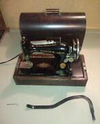 1927 Singer Sewing Machine