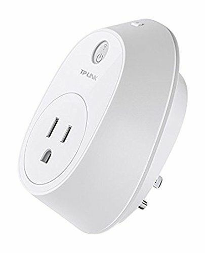 TP-LINK Smart Plug, Energy Monitoring Wi-Fi - Control your Devices from Anywhere