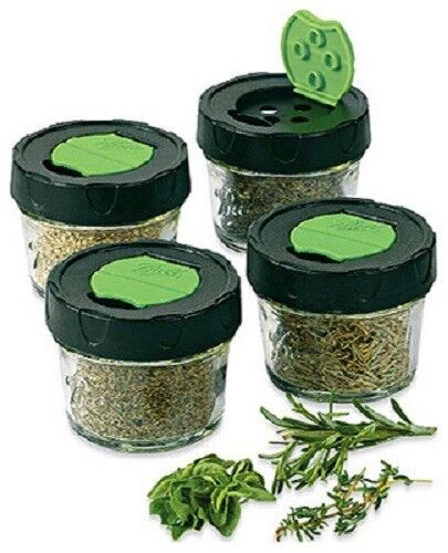 Jarden, Ball, 4 Pack, 4 OZ, Dry Herb Jars